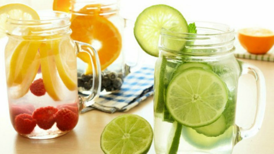 Natural Belly Slimming Detox Water Recipe To Lose 1 Kg In 1 Day