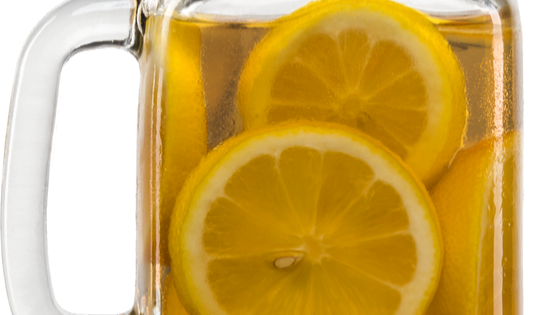 10 Amazing Benefits Of Drinking Lemon Water In The Morning