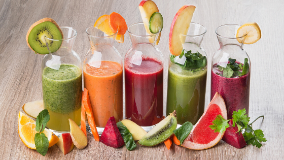Fat Burning Natural Detox Cleanse For Weight Loss