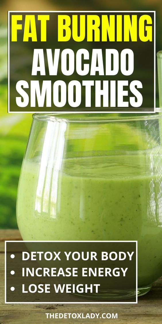 Avocado Smoothie Recipes For Weight Loss