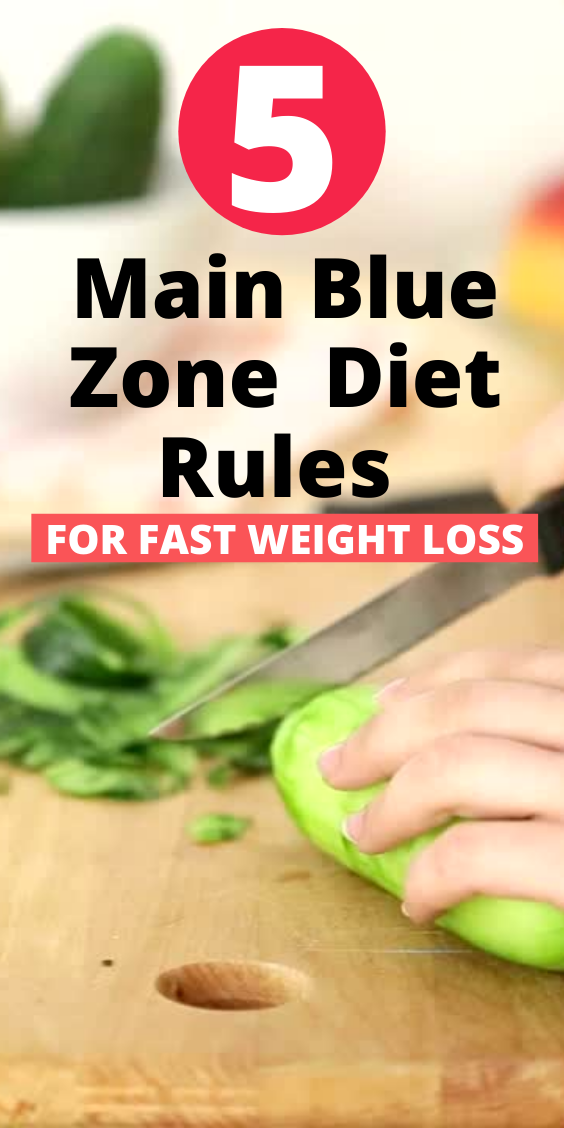 What Is Blue Zone Diet And How Does It Work