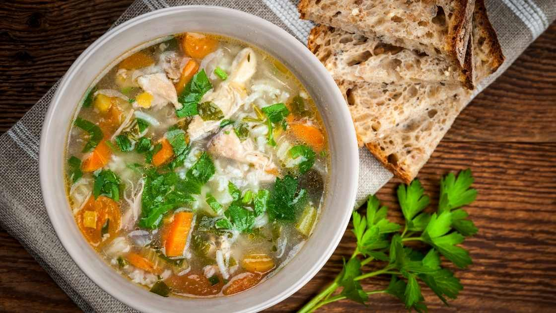 detox soups to lose weight