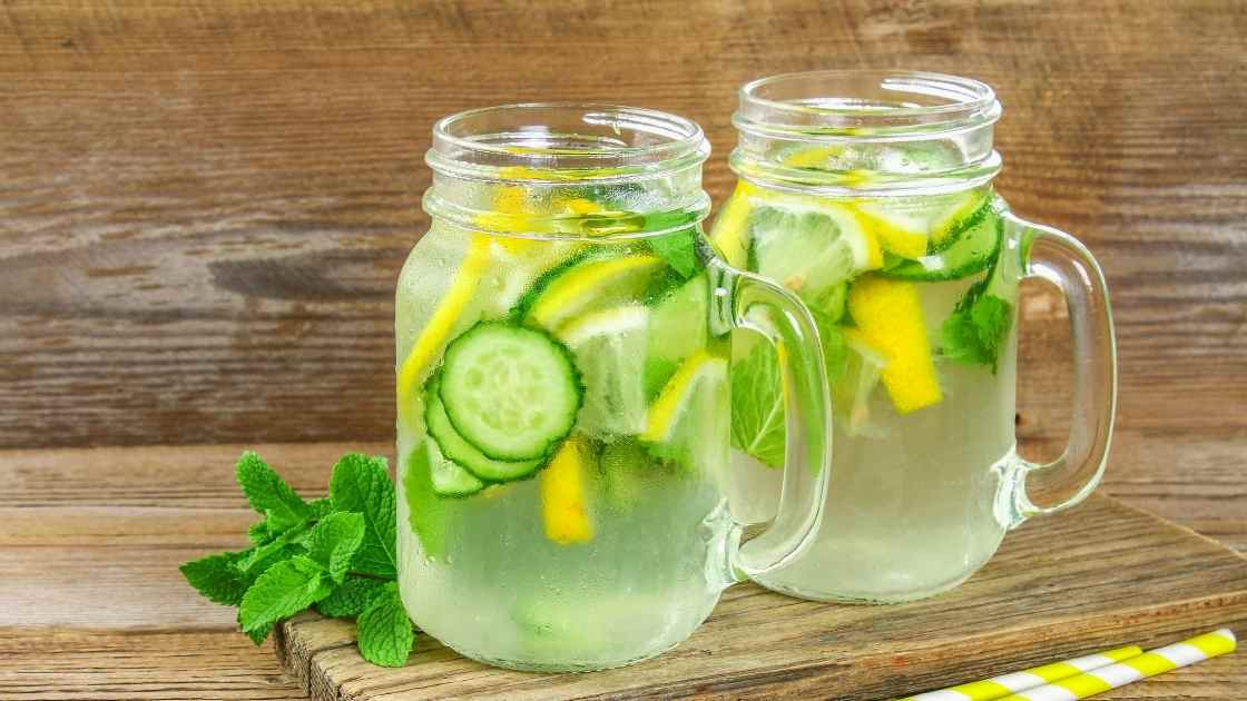 How To Make Cucumber Water ( 10 Ways )